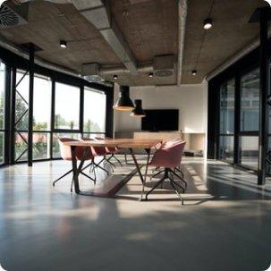 Office, Unibricks, Kantoor