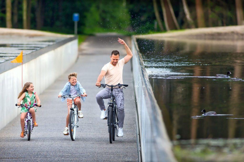 Holiday-Suites-limburg-tweede-verblijf-vakantie-koop-appartement-fietsen-door-het-water
